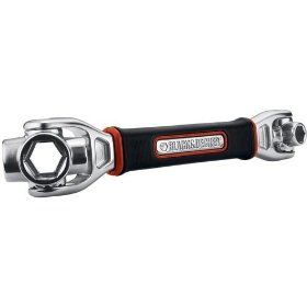 Show details of Black & Decker MSW100 Ready Wrench.